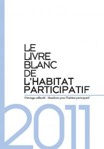 Capture livre blanc habitat participatif 2011