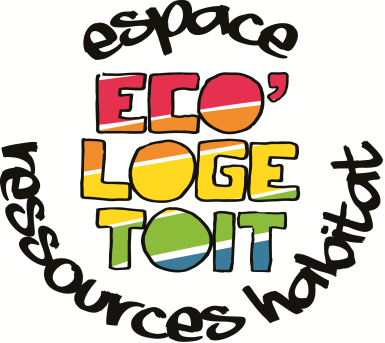 """Résultat de recherche d'images pour """"logo espace ressources habitat association ecologie toit la grand combe"""""""